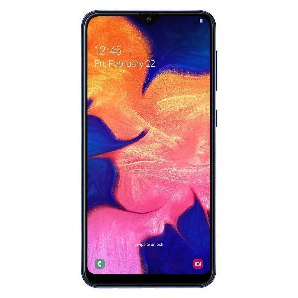 smartphone samsung galaxy a10, 32gb, 2gb ram, lacrado novol.