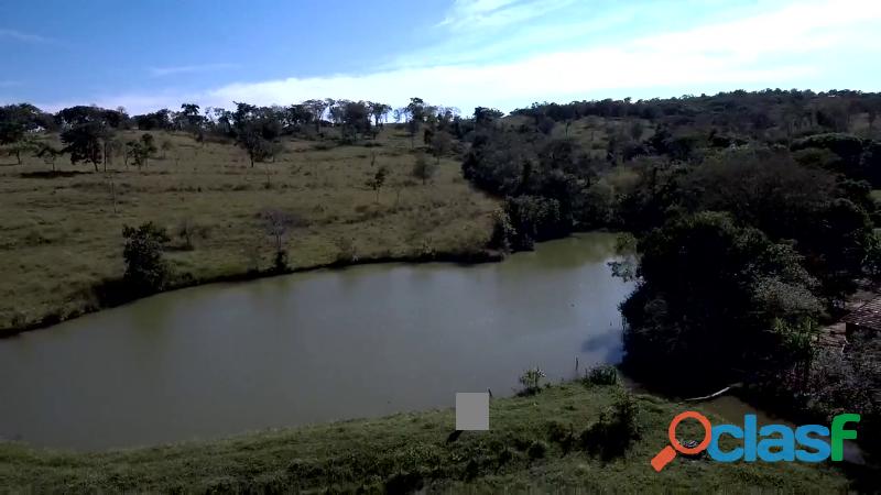 36 Alq. 50% Cultura Rica Em Água Estuda Proposta a Vista
