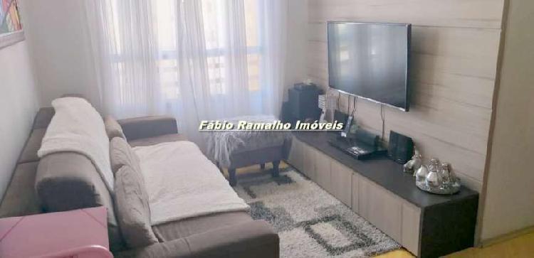 Apartamento de 2 dormitórios para venda na Vila Arriete