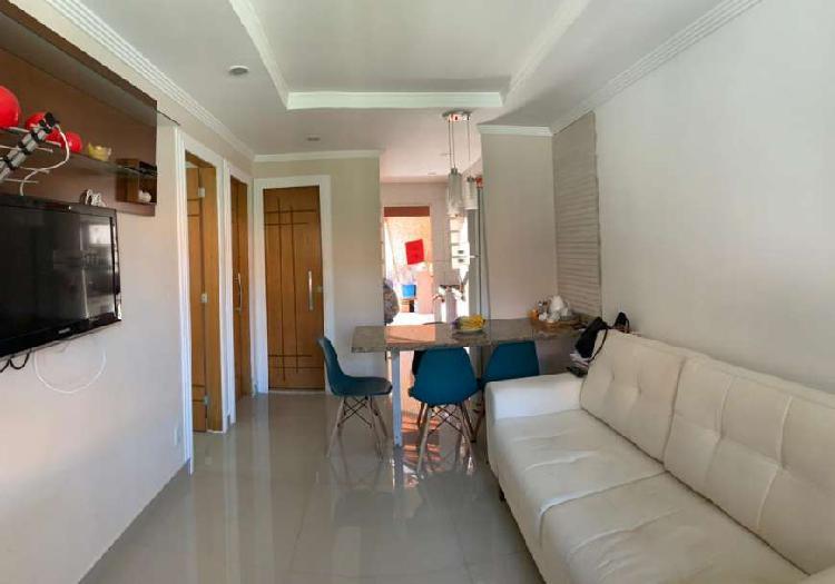 Casa de condomínio para venda possui 46 metros quadrados