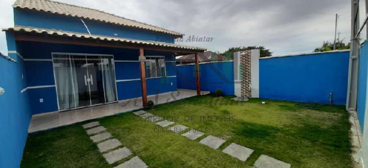 Linda casa com 2 quartos em Unamar, Tamoios - Cabo Frio - RJ