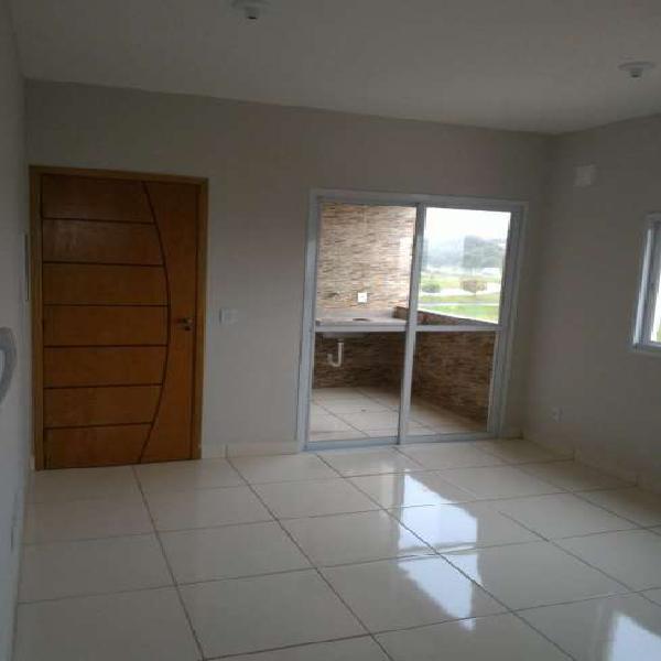 Apartamento novo 60m2 com excelente acabamento e ótima