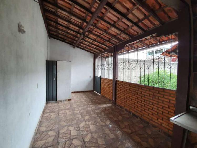 Casa 2 Quartos Bairro Jaqueline