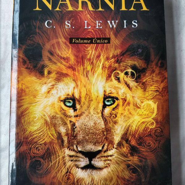 Livro - As Crônicas de Nárnia Volume Único - Clive