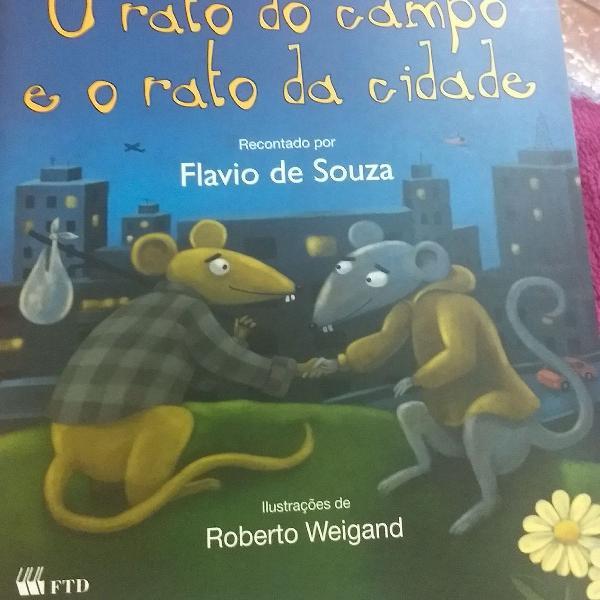 O Rato do campo e o rato da Cidade
