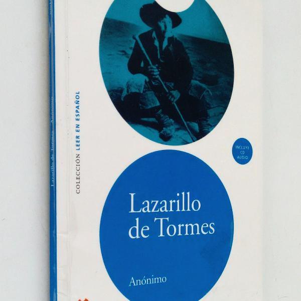 lazarillo de tormes - nivel 3 - leer en español - con cd -