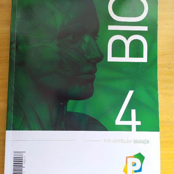 livro biologia 4 pré vestibular poliedro sistema de ensino
