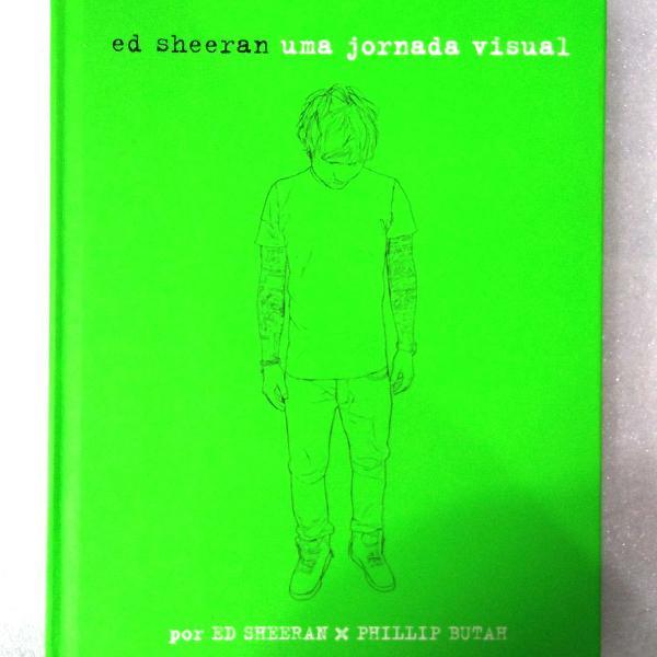 Ed sheeran uma jornada visual biografia 🥇 | Posot Class