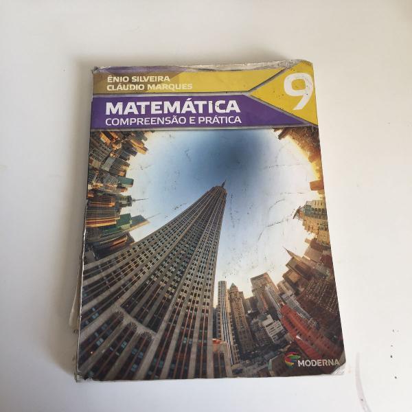 livro matemática 9° ano