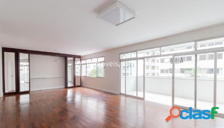 Apartamento 3 quartos para alugar na Alameda Franca - Jardim