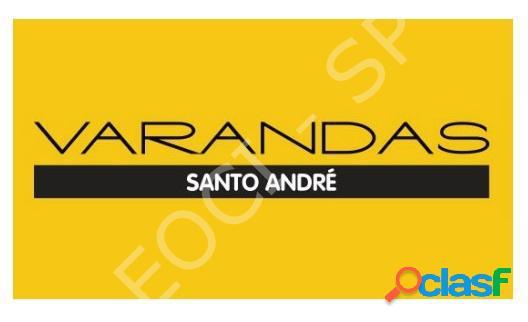 Apartamento com 2 dorms em Santo André - Vila Apiai por 440
