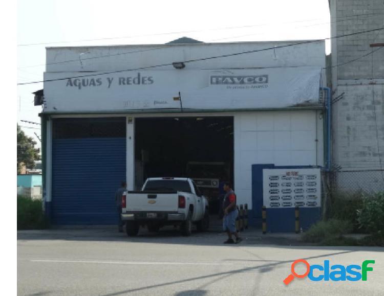 Galpon de 1.200 Mtrs en la zona Industrial de Maracay