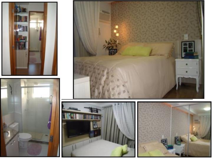 Apartamento de 65 metros quadrados no bairro Jardim Camburi
