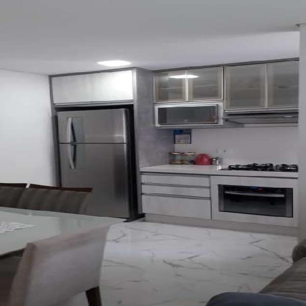 Apartamento para venda com 85 m² com 3 quartos no Bairro
