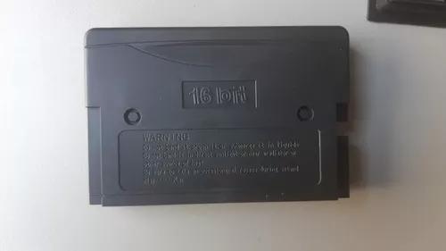 Carcaça Para Cartucho De Mega Drive