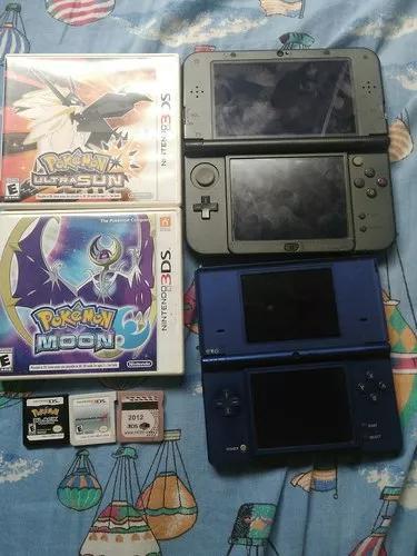 New Nintendo 3ds Xl + Nintendo Dsi Desbloqueados