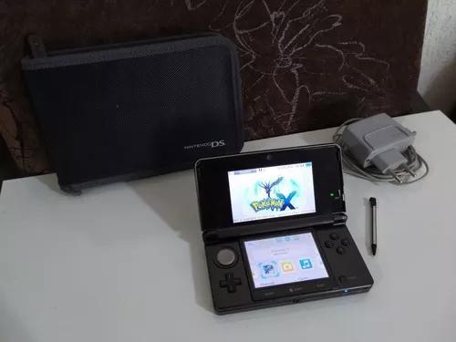 Nintendo 3ds Lindo Desbloqueado + Muitos Jogos 3d