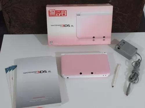 Nintendo 3ds X Desbloqueado Completo Lindissimo + Jogos 3d