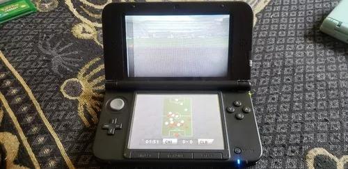 Nintendo 3ds Xl Azul Funcionando Mas Leia B