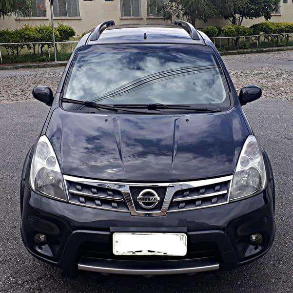 Nissan Livina X-gear Sl/X-gear 1.8 Flex F. Aut.