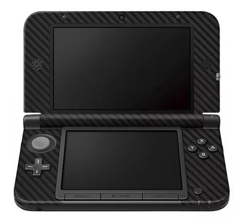 Skin Fibra De Carbono Nintendo 3ds