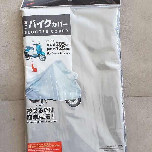 capa para moto estilo scooter