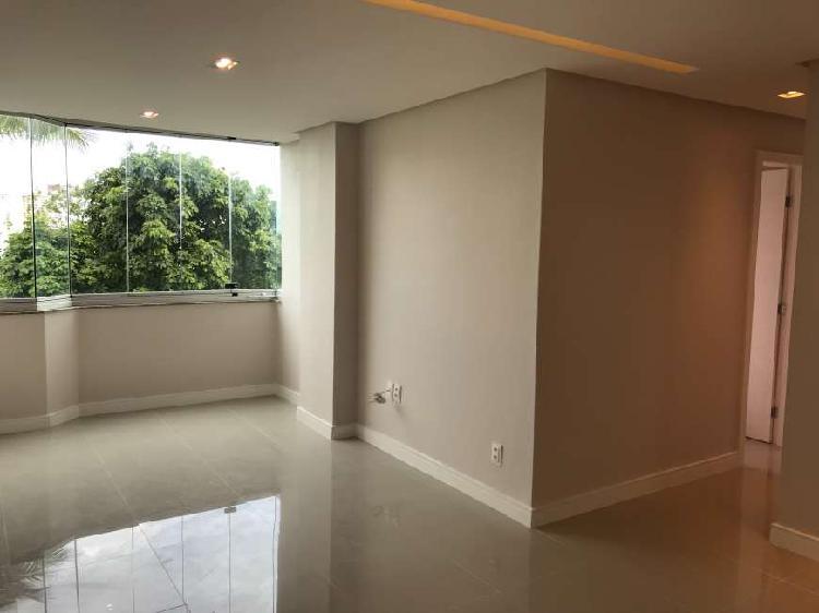 Apartamento para venda com 88 metros quadrados com 3 quartos