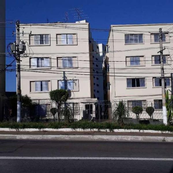 Apartamento para venda tem 77 m² 2 quartos 1 vaga demarcada