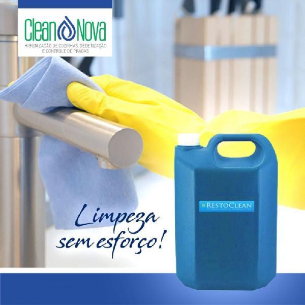 Clean Nova Higienização de Cozinhas, Dedetização e