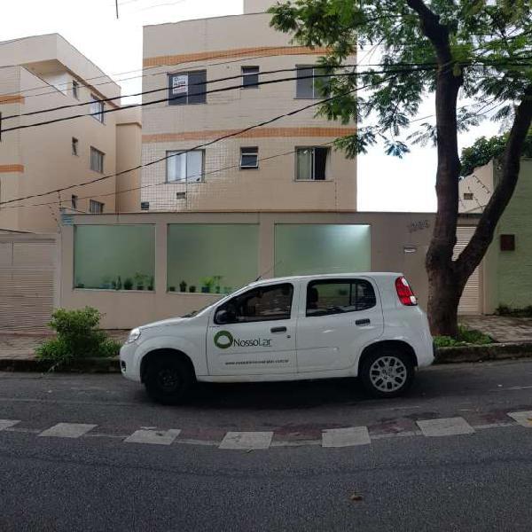 Cobertura para aluguel tem 150 metros quadrados com 4