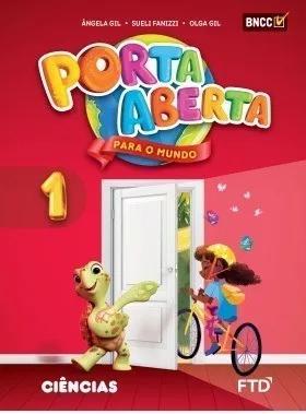Kit 5 Livros 1° Ano Porta Aberta Para O Mundo Editora Ftd