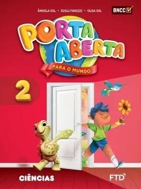 Kit 5 Livros 2° Ano Porta Aberta Para O Mundo Editora Ftd