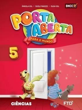 Kit 5 Livros 5º Ano Porta Aberta Para O Mundo - Editora Ftd