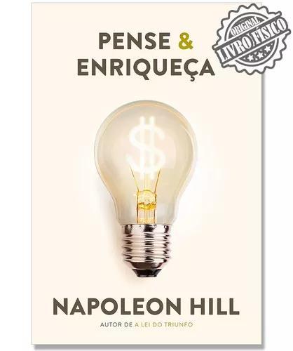 Livro Pense E Enriqueça - Ed. Bestseller - Napoleon Hill