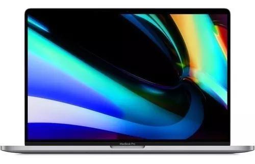 Macbook Pro 2019 16 Pol I7 6 Core 2.6 32gb 2tb 5300 (8gb)