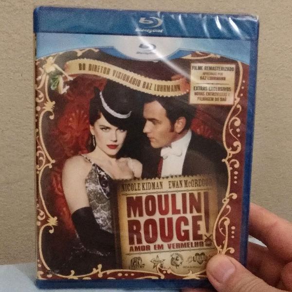 Moulin Rouge - O Amor em Vermelho