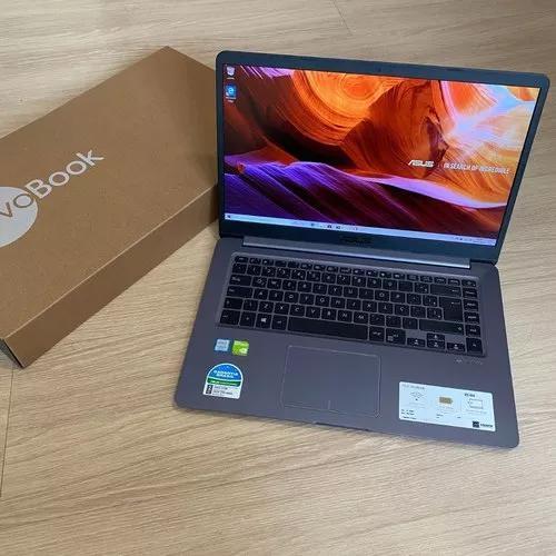 Notebook Asus Vivobook X510u 8gb 1tb Placa Vídeo 2gb Gamer