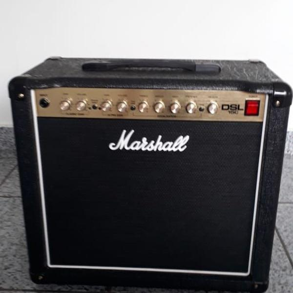 amplificador valvulado marshall dsl 15c