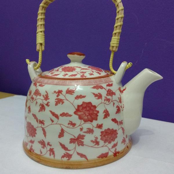 bule de chá oriental