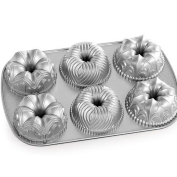 forma em alumínio fundido garland (nw54724) un nordic ware