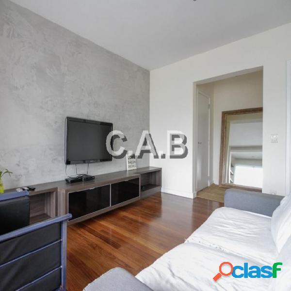 Apartamento Mobiliado para Locação no Alpha Gardem.