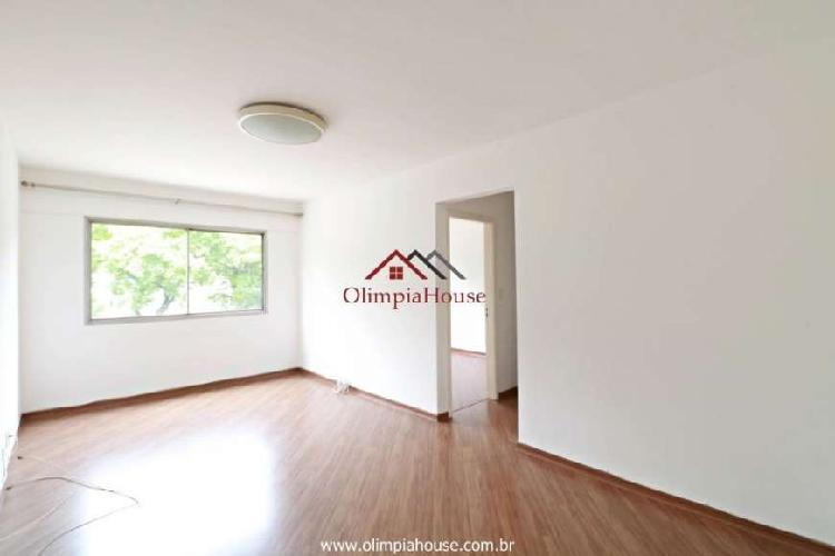 Apartamento para locação, 80 m² - Vila Leopoldina
