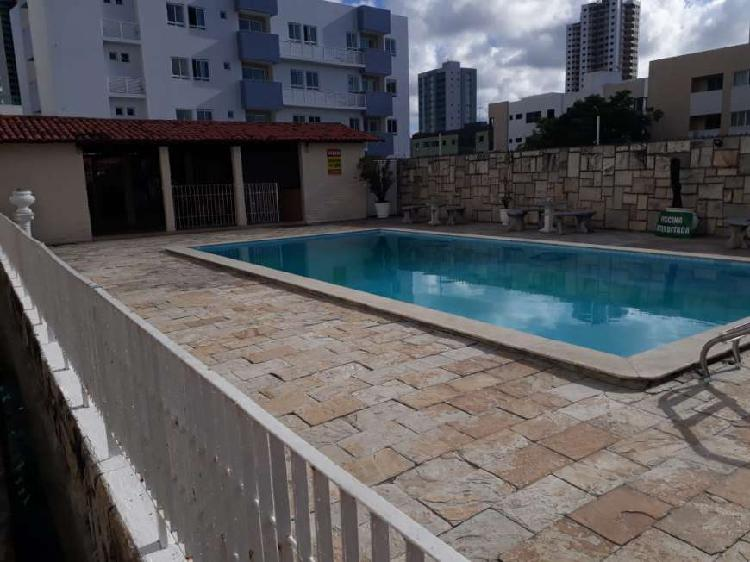 Apartamento para venda com 80 metros quadrados com 3 quartos