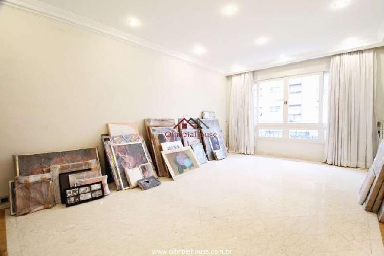 Apartamento à venda com 210m² - Jardim Paulista, São