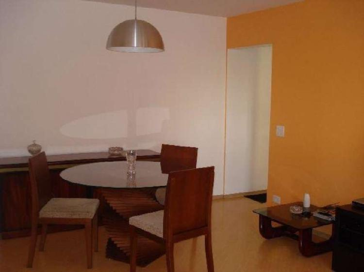 Apartamento à venda com 91m² - Vila Mariana, SP