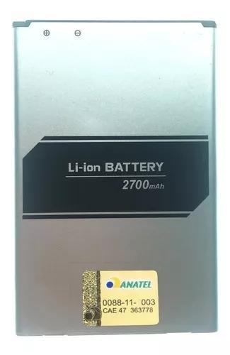 Bateria Lg K10 2017 M250n Bl-46g1f 2700mah Original Lacrada