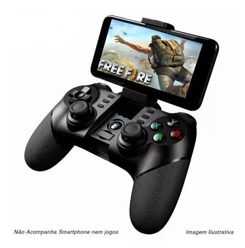 Controle Joystick Ipega 9076 Bluetooth Celular Android Games