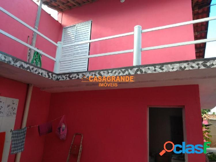Vendo ou permuto sobrado em Caraguá por apartamento em S.