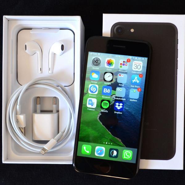 iphone 7 - 128gb (impecável)