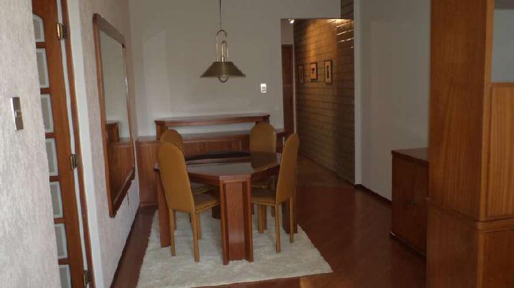 Apartamento para Alugar Mobiliado de 3 dormitórios em